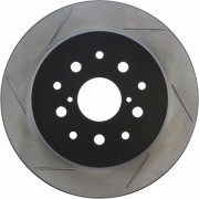 IS300 REAR STOPTECH SPORT SLOTTED ROTORS