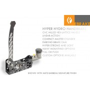 HYPER HYDRAULIC (DRIFT) E-BRAKE COMPOUND HANDLE +MASTER UNIVERSAL