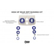 IS300 IS250 ALTEZZA JZX110 HIGH HP REAR DIFFERENTIAL MOUNT POLYURETHANE BUSHING KIT