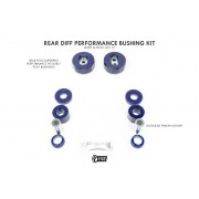 IS300 IS250 ALTEZZA JZX110 PERFORMANCE REAR DIFFERENTIAL MOUNT POLYURETHANE BUSHING KIT