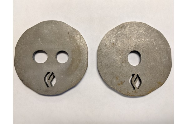 IS300 ALTEZZA JZX110 SOLID REAR DIFFERENTIAL MOUNT WELD-IN KIT