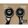GEN 2 GS JZS16 SC430 ADJUSTABLE CASTER ARM #2 PRESS-IN POLYURETHANE BUSHINGS
