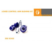 GEN2 GS SC430  POLYURETHANE FRONT LOWER CONTROL #1 BUSHINGS