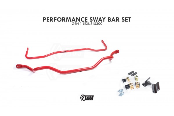 HOTCHKIS SUSPENSION IS300 PERFORMANCE SPORT SWAY BAR SET