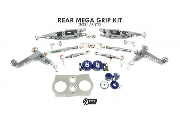 FIGS SC430 MEGA REAR GRIP KIT
