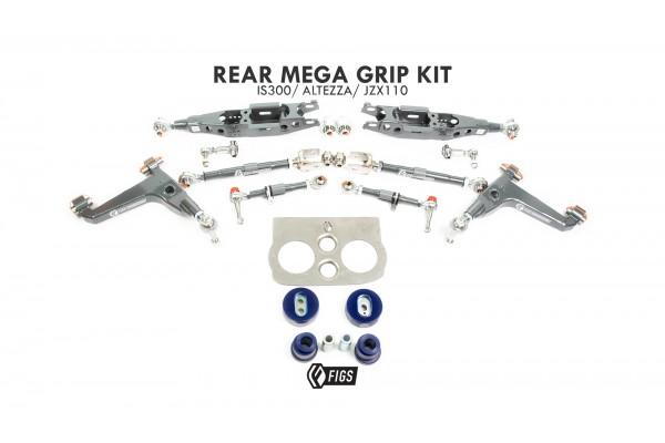 FIGS JZX110 MEGA REAR GRIP KIT