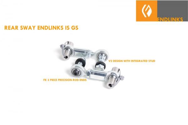 IS300 / GEN2 GS REAR SWAY ENDLINKS