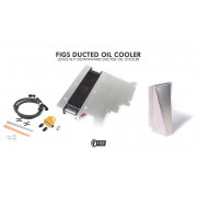 FIGS IS-F SIDE MOUNTED OIL COOLER (DOWN DUCT)