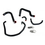HPS Black Reinforced Silicone Radiator + Heater Hose Kit for Toyota 95-04 Tacoma 2.4L & 2.7L 4Cyl