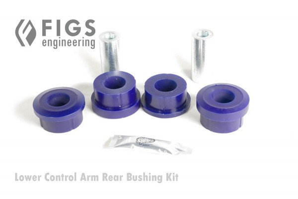 SC300/400 SUPRA /  FRONT LOWER CONTROL ARM REAR POLYURETHANE BUSHING KIT 52MM WITH OE CUP