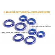 GEN2 GS, IS300  REAR SUBFRAME  SUPPLEMENTAL (COLLAR) BUSHINGS